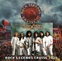ANGEL ROCK LEGENDS CRUISE 2020 CD ALBUM GOT LOVE IF YOU WANT IT GLAM ROCK BAND