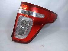13-15 Ford Explorer Tail Light Lamp Assembly Passenger Side RH OEM
