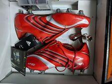 NEW! Adidas F50.6 Tunit 7US BOOTS SOCCER CLEATS FOOTBALL Futbol Messi F50