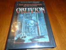 Oblivion by Jay Bonansinga ** Cemetery Dance ** Signed Limited First Edition