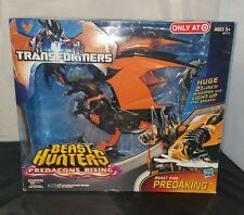 NEW 2013 Hasbro Transformers Beast Hunters Predacons Rising Predaking