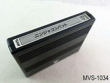 Ninja Combat Neo Geo MVS Original Arcade Game Japanese Import Neogeo US Seller