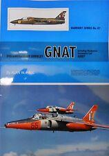 Warpaint Series No.67 - Folland/Hawker Siddeley Gnat & Ajeet          Book