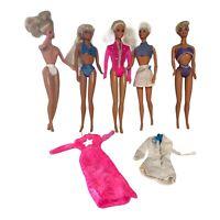 Contemporary  Lot Of 5 vintage Barbie1966 Dolls