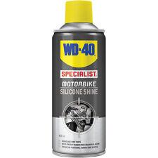 Protector Abrillantador Para Moto WD-40 Gloss Motorbike Silicone Shine Spray
