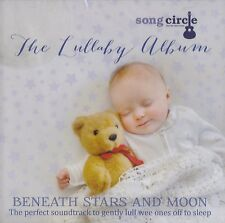 LULLABY ALBUM song circle calming aid music for baby sleep sleeping we dream NEW