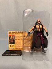 G.I. Joe 25th Exclusive Defense Of Cobra Island Dr. Mindbender