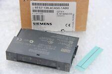 SIEMENS SIMATIC 6ES7 138-4CA50-1AB0 ET 200S POWERMODUL PROFISAFE 24V DC NEU