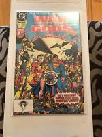 War of the Gods #1 DC Comics Geroge Perez with Mini Posters NM- or better!