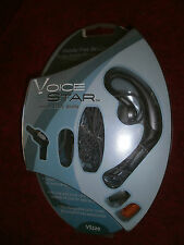 VOICE STAR HANDS FREE HEADSET FOR MOBLE PHONES  NEW! VS220