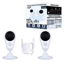 NEW! Night Owl  4 Channel 1080p Wireless Smart Security Hub