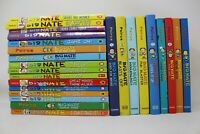 Lot of 10 Big Nate Paperback Hardcover Books by Lincoln Pierce - Random Mix