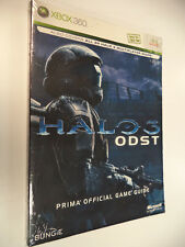 Halo 3 ODST Official Game Strategy Guide Book Manual Microsoft Xbox 360