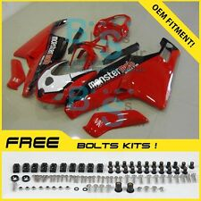 Fit Ducati 999 749 2005-2006 Fairings Bolts Screws Set Bodywork Plastic 23