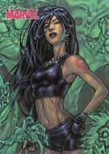 WICKED / Women of Marvel 2008 BASE Trading Card #79