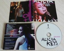CD ALBUM ALICIA KEYS UNPLUGGED MTV 16 TITRES 2005