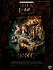 I See Fire (from The Hobbit -- The Desolation of Smaug): Piano/Vocal/Guitar,