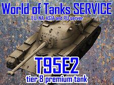 World of Tanks - T95E2 - Tier 8 Premium Tank - EU, NA, RU, SEA server