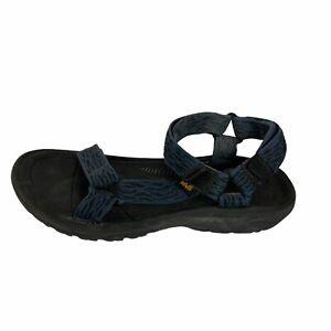 Teva Men's Sport Sandals Size 10 Rapids Insignia Blue Hurricane XLT2