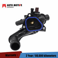 Thermostat With Housing Sensor Gasket Fit for 07-13 MINI Cooper R55 R56 R57
