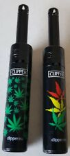 Clipper mini tube refillable electronic utility lighter Clipper quality   x 2