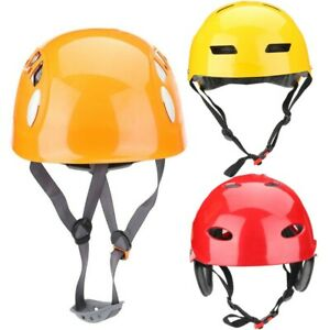 Outdoor Sports Safety Helmet For Mountaineering Rock Climbing Caving Protective