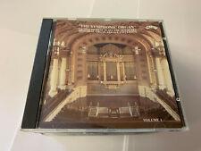 WAGNER - Symphonic Organ: Thomas Murray Newberry Memorial Organ At Yale CD MINT