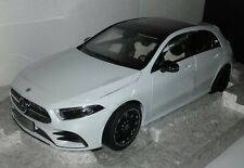 Norev 1:18 *NEW* Mercedes-Benz A-Klasse (W177) 2018 digital white metallic nieuw