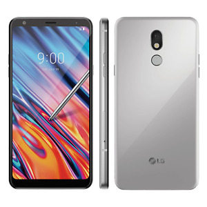 "LG Stylo 5 LM-Q720 32GB AT&T T-Mobile OR GSM Unlocked 6.2"" Android Cellphone"