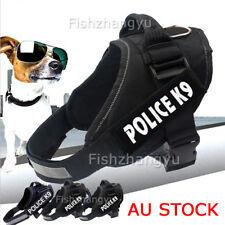 Adjustable Large Dog Pulling Harness Control Support Comfy Pet Pitbull Training