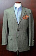 Abrigos y chaquetas de hombre negras HUGO BOSS, 100% lana