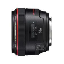 Canon EF 50mm F1.2L USM Standard Lens Brand New jeptall