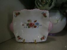 Small Shelley dish Rose & Red Daisy 13425