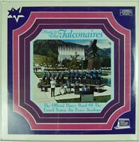 Falconaires, Music By The U.S. Air Force Academy Dance Band, Sealed LP