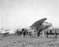 Photograph of a Universal Airlines Fokker F-32 Aircraft Year 1929  8x10