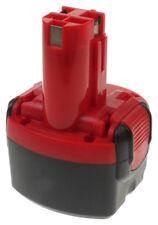 1 BOSCH-Batteria 9,6v pag 9.6v/PSR 9.6ve-2/PSR 960/GSR 9.6ve-2/GSR 9.6-1