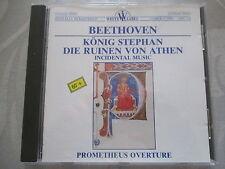 Beethoven: Incidental Music - Oberfrank, Korodi - CD Sanyo USA no ifpi RARE