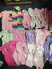 Huge Lot Of 14 Baby Sleepers Size 0-3 Snoopy Babies R Us Baby Essentials Pooh