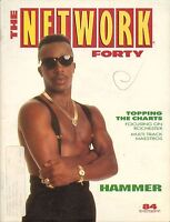 OCT 18 1991 THE NETWORK FORTY music magazine MC HAMMER