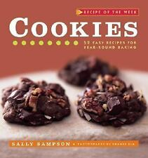 Recipe of the Week: Cookies: 52 Easy Recipes for Year-round Baking-ExLibrary