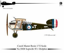 Czech Master Resin 1/72 Sopwith 5F.1 Dolphin # 5008