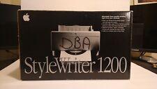 Apple StyleWriter 1200 Printer 1994 OEM wire Box