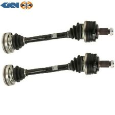 Fits BMW E30 318i M3 Set of 2 Rear CV Axle Shaft Assembly GKN/Loebro 33211226901