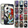 Jack&Sally Nightmare Before Christmas Cover for Iphone 7 plus&S7 edge Phone Case