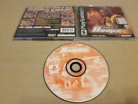 NBA Hoopz (Sony PlayStation 1, 2001) complete with manual