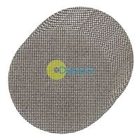 Hook & Loop Mesh Sanding Disc 225mm 4 X 40G, 4 X 80G & 2 X 120 Grit 10Pk