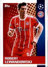 CL1718 - Sticker 584 - Robert Lewandowski (FC Bayern München) - Players to watch