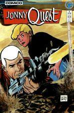 Jonny Quest 1  Doug Wildey Steve Rude Comico 1st Modern Appearance NM