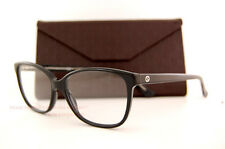 Brand New GUCCI Eyeglass Frames 3724 Y6C Black For Women 100% Authentic