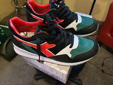 Men's Diadora x Bait Astro Boy Low Top Sneaker Intrepid Black 11.0